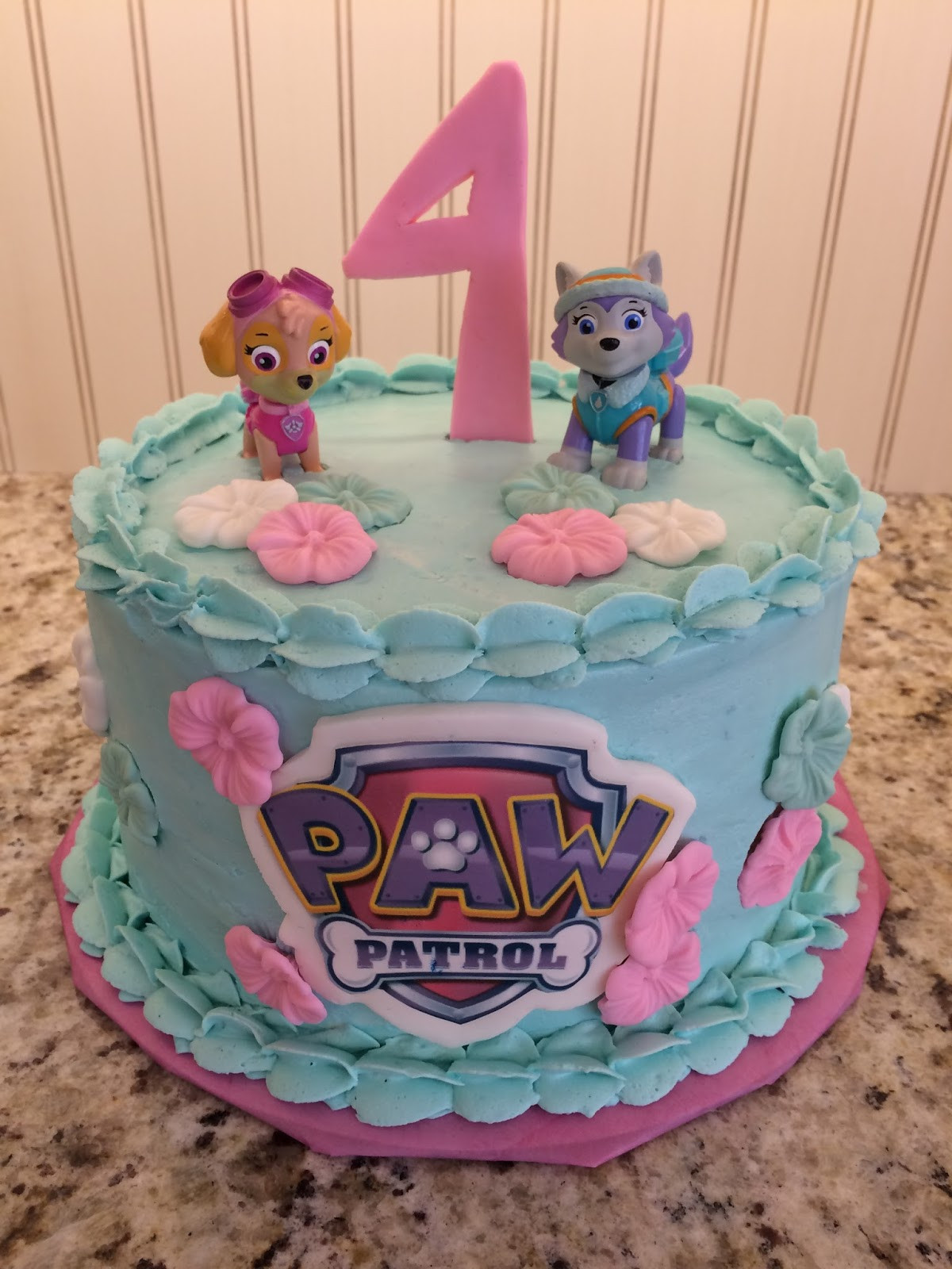 Best ideas about Paw Patrol Girl Birthday Cake . Save or Pin Keeping up with the Kiddos Clara s Paw Patrol Birthday Party Now.