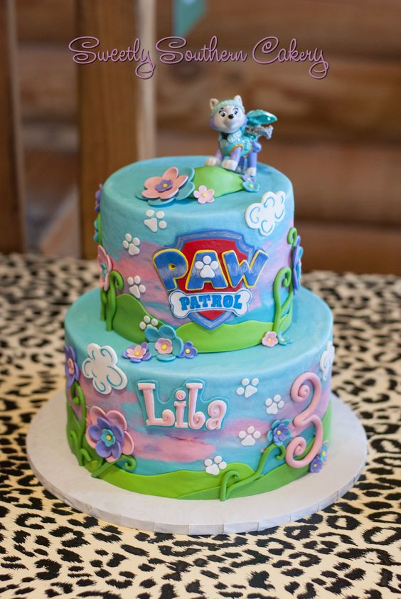 Best ideas about Paw Patrol Girl Birthday Cake . Save or Pin 21 Skye Paw Patrol Party Ideas Pretty My Party Party Ideas Now.