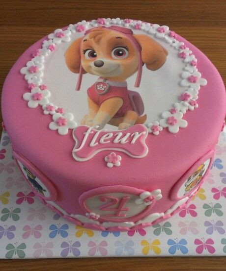 Best ideas about Paw Patrol Girl Birthday Cake . Save or Pin Paw Patrol Party on Pinterest Now.