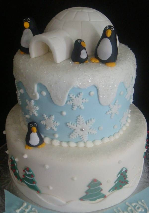 Best ideas about Penguins Birthday Cake . Save or Pin 439 best Penguin Cakes images on Pinterest Now.
