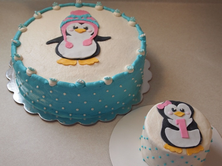 Best ideas about Penguins Birthday Cake . Save or Pin 25 Best Ideas about Penguin Birthday Parties on Pinterest Now.