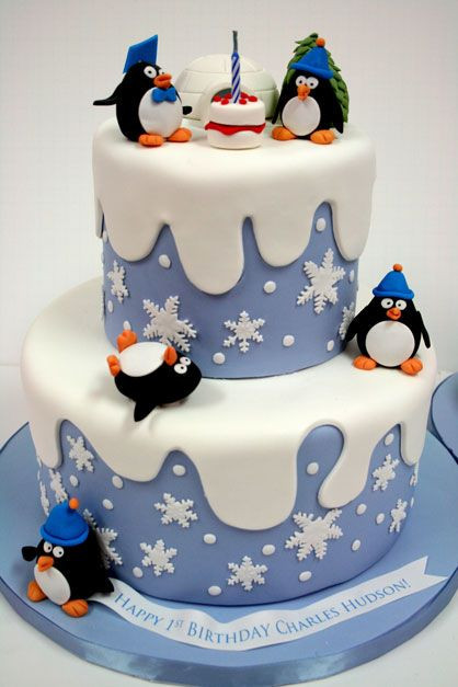 Best ideas about Penguins Birthday Cake . Save or Pin 25 best ideas about Penguin Cakes on Pinterest Now.
