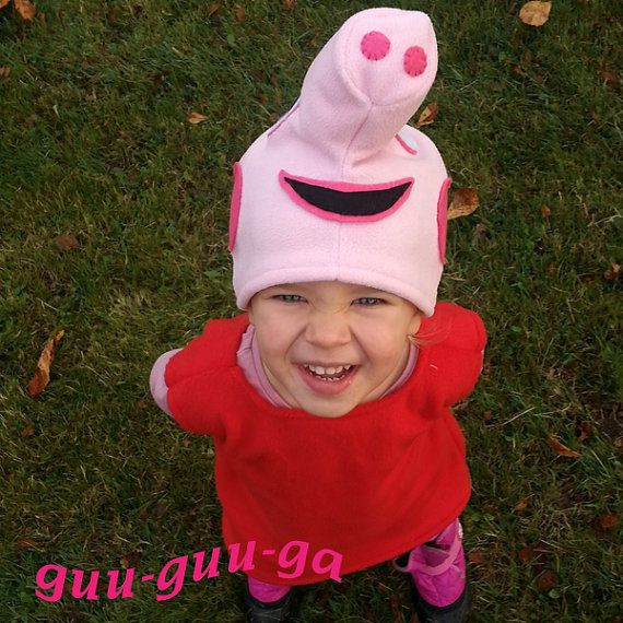 Best ideas about Peppa Pig Costume DIY . Save or Pin Peppa Pig costume for baby toddler Now.