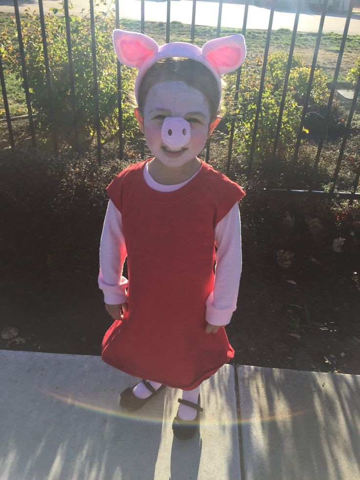 Best ideas about Peppa Pig Costume DIY . Save or Pin Best 25 Peppa pig halloween costume ideas on Pinterest Now.