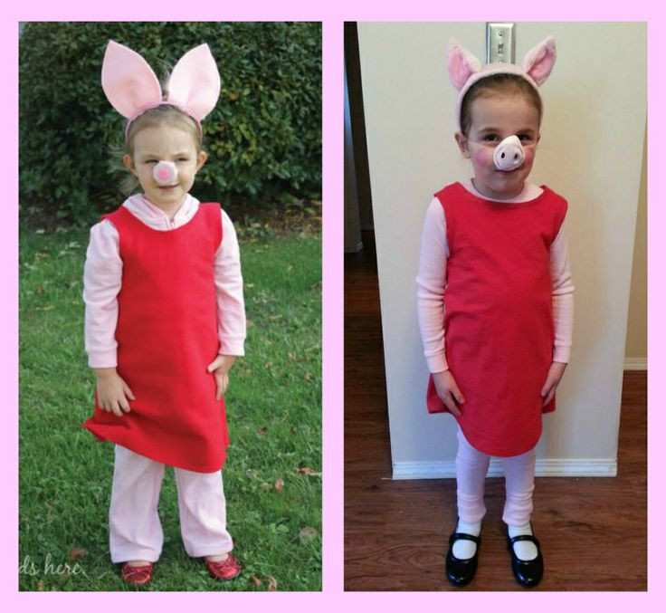 Best ideas about Peppa Pig Costume DIY . Save or Pin Peppa and Daddy Pig – A Halloween Costume Tutorial Now.