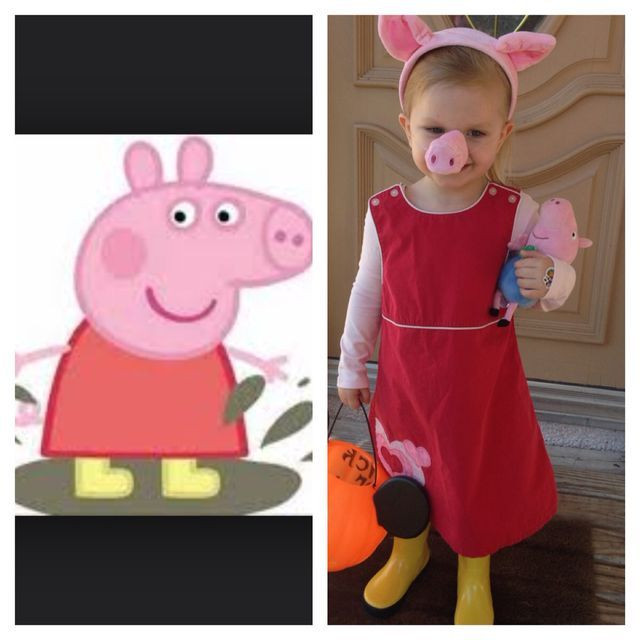 Best ideas about Peppa Pig Costume DIY . Save or Pin 49 best Halloween with Peppa Pig images on Pinterest Now.