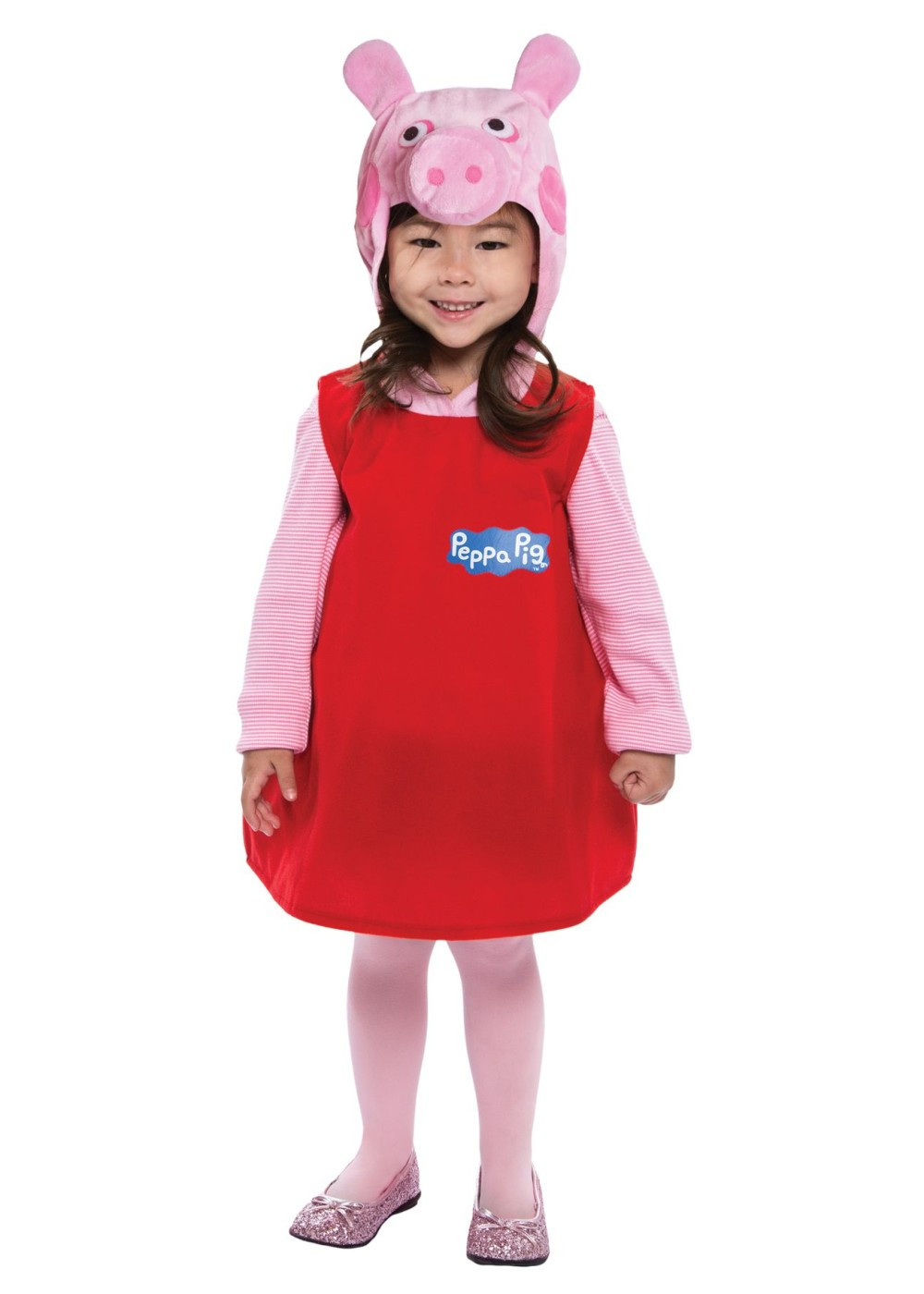 Best ideas about Peppa Pig Costume DIY . Save or Pin Toddler Peppa Pig Dress Costume TV Show Costumes Now.