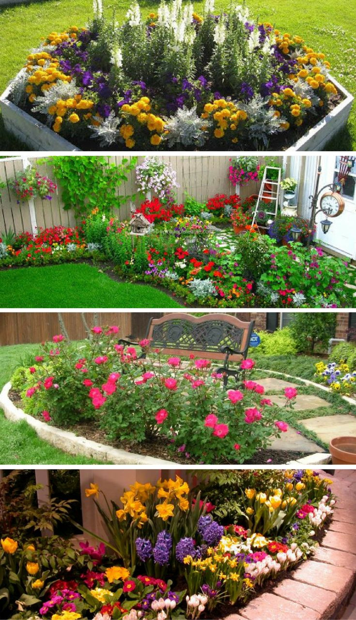 Best ideas about Perennial Garden Ideas . Save or Pin 25 best ideas about Small flower gardens on Pinterest Now.