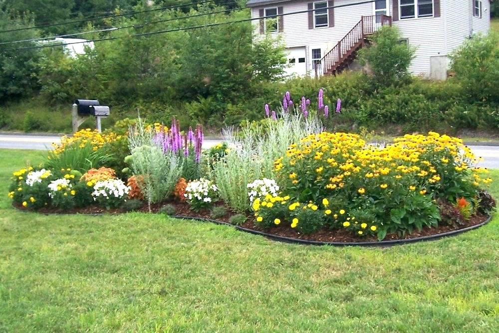 Best ideas about Perennial Garden Ideas . Save or Pin Flower Bed Designs For Full Sun Now.