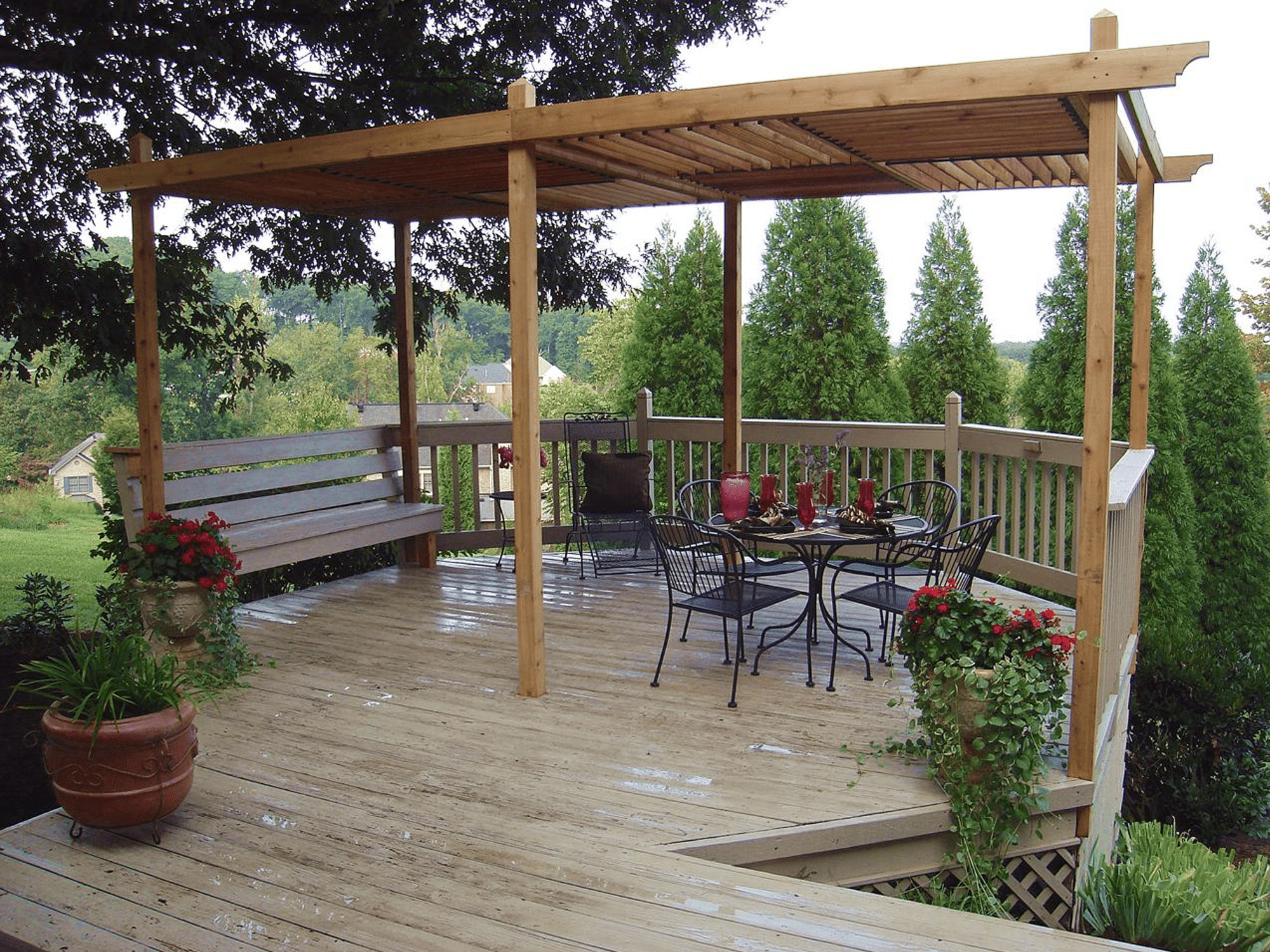 Best ideas about Pergola Plans DIY . Save or Pin 13 Free Pergola Plans You Can DIY Today Now.