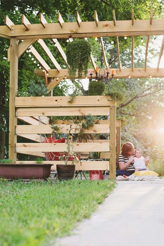 Best ideas about Pergola Plans DIY . Save or Pin 51 DIY Pergola Plans & Ideas You Can Build in Your Garden Now.