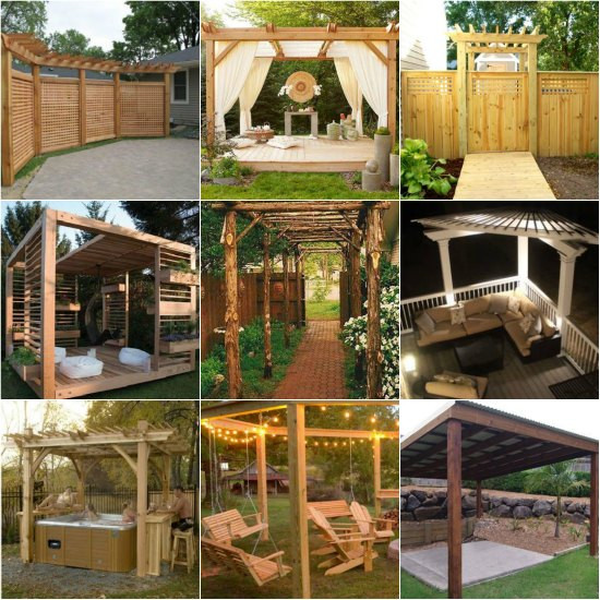 Best ideas about Pergola Plans DIY . Save or Pin 18 DIY Pergola Plans And Ideas For Your Homestead Now.