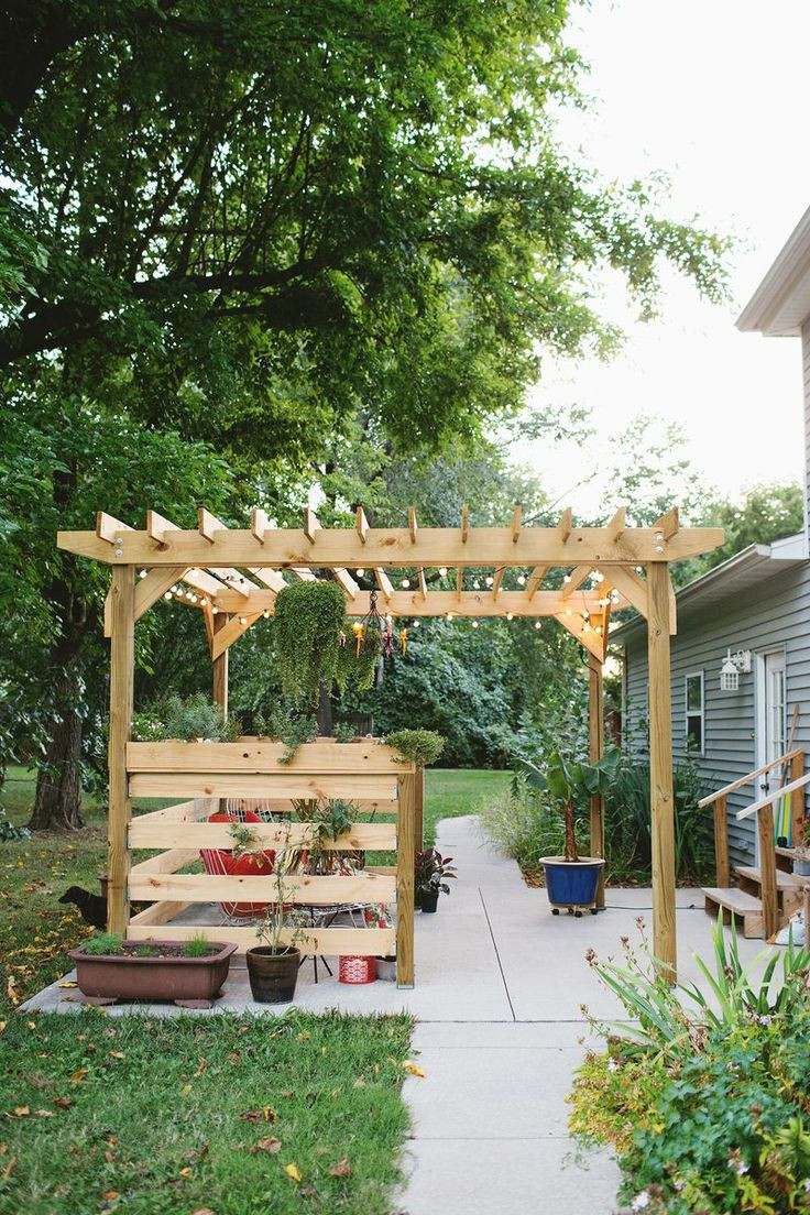 Best ideas about Pergola Plans DIY . Save or Pin 1000 ideas about Pergola Plans on Pinterest Now.