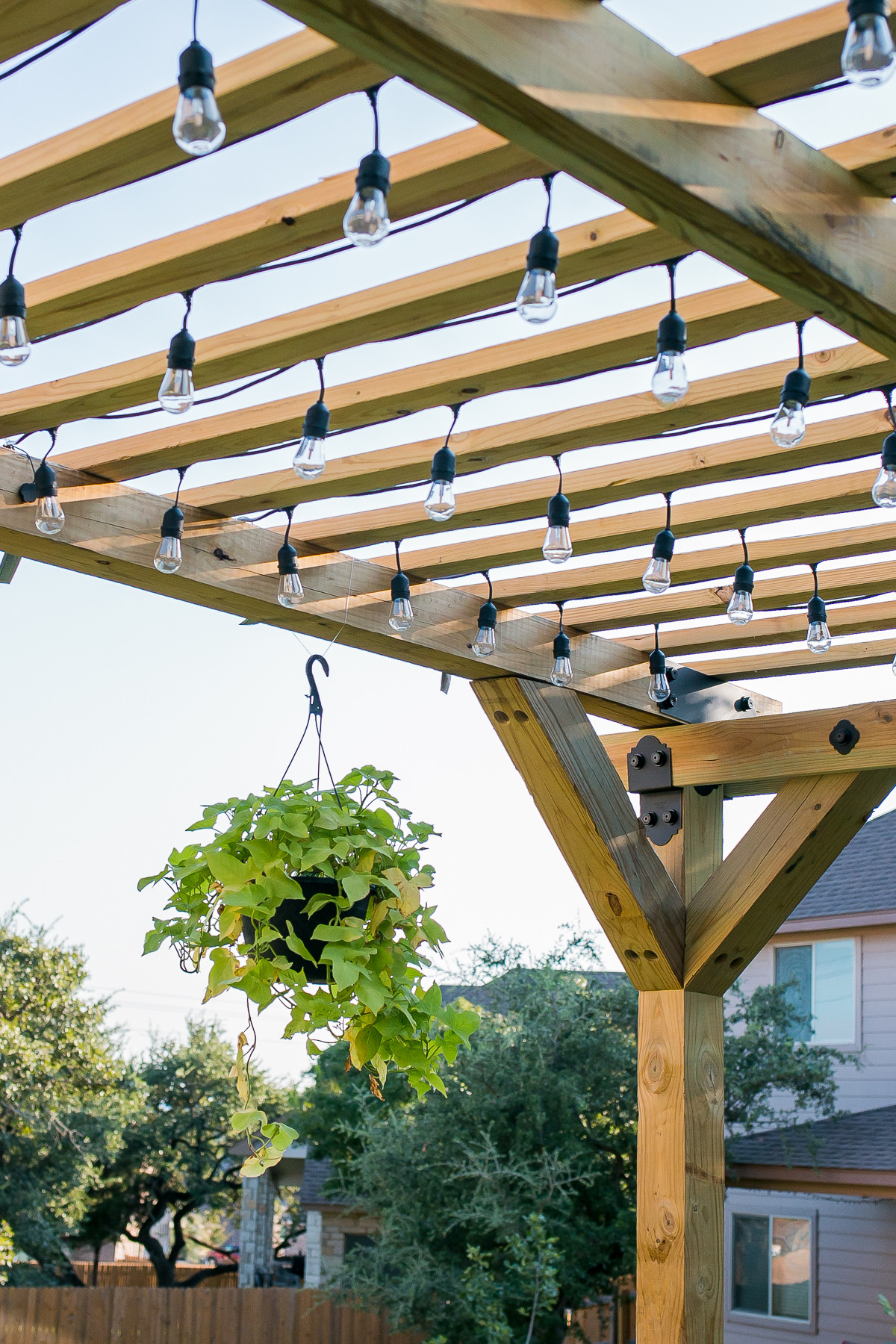 Best ideas about Pergola Plans DIY . Save or Pin How To Build A DIY Pergola with Simpson Strong Tie Outdoor Now.