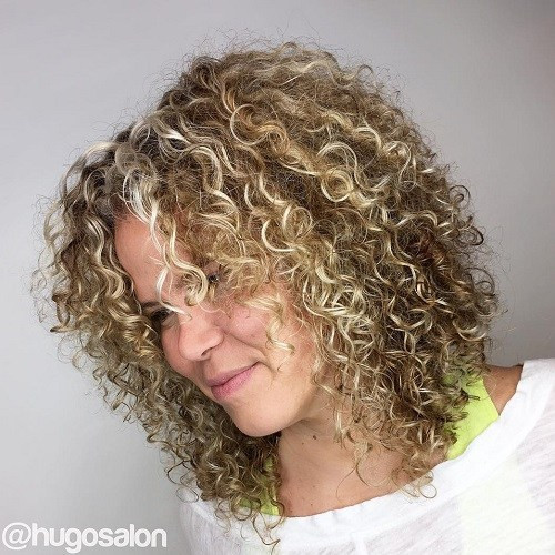 Best ideas about Permed Bob Hairstyles . Save or Pin 65 Different Versions of Curly Bob Hairstyle Now.