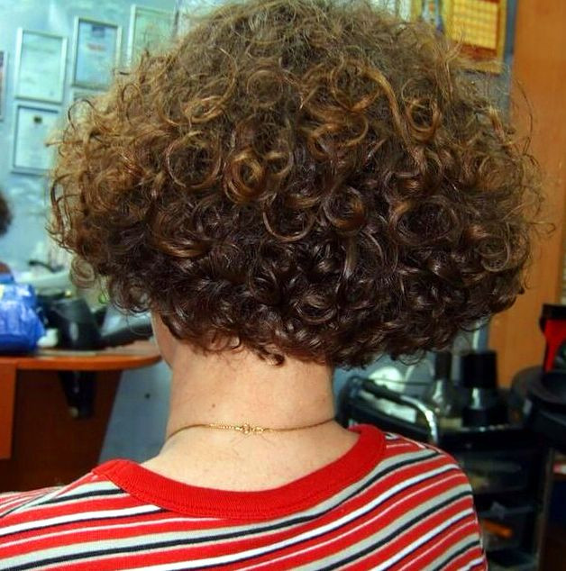 Best ideas about Permed Bob Hairstyles . Save or Pin Best 25 Short permed hairstyles ideas on Pinterest Now.