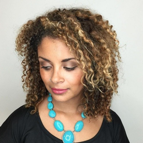 Best ideas about Permed Bob Hairstyles . Save or Pin 40 Different Versions of Curly Bob Hairstyle Now.