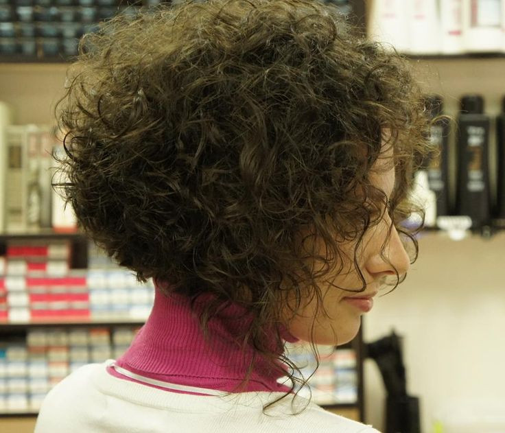 Best ideas about Permed Bob Hairstyles . Save or Pin 17 Best images about Permed bob on Pinterest Now.