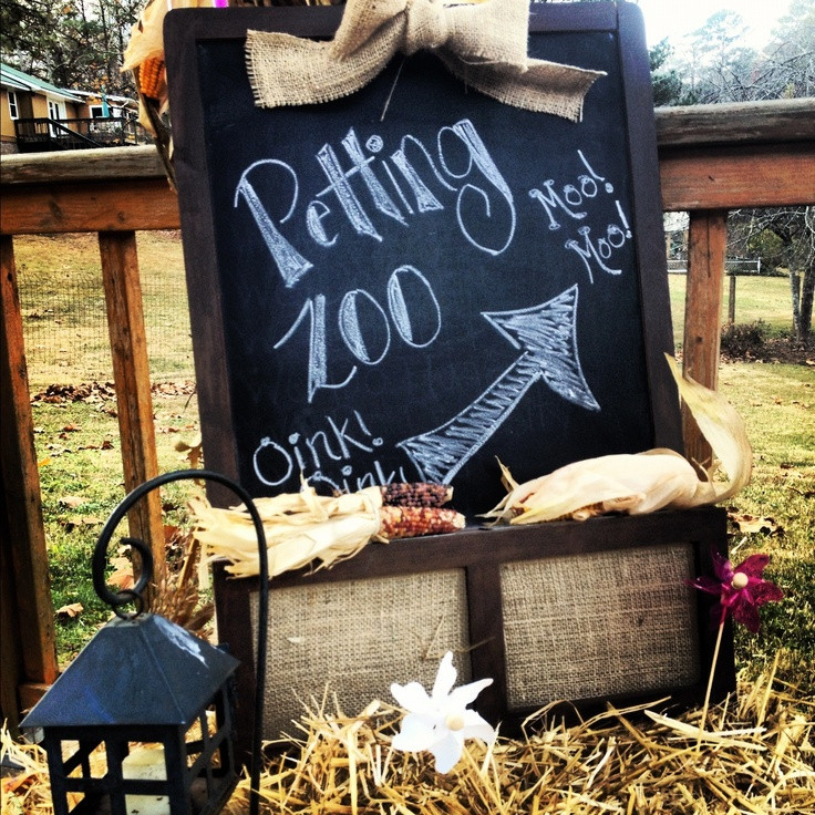 Best ideas about Petting Zoo Birthday Party . Save or Pin Afflictor · Ideas and technology and journalism and Now.
