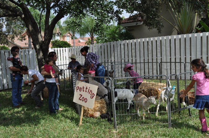 Best ideas about Petting Zoo Birthday Party . Save or Pin Boy Now.