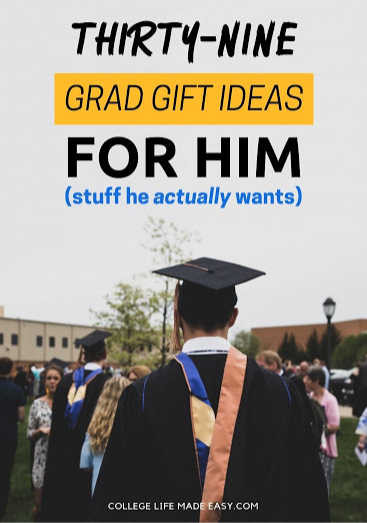 Best ideas about Phd Graduation Gift Ideas For Him . Save or Pin College Graduation Gifts for Him 39 Actually Unique Now.