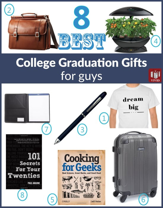 Best ideas about Phd Graduation Gift Ideas For Him . Save or Pin 8 Best College Graduation Gift Ideas for Him Vivid s Now.