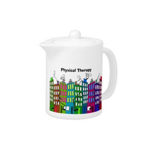 Best ideas about Physical Therapy Gift Ideas . Save or Pin Physical Therapy Gifts Teapot Now.