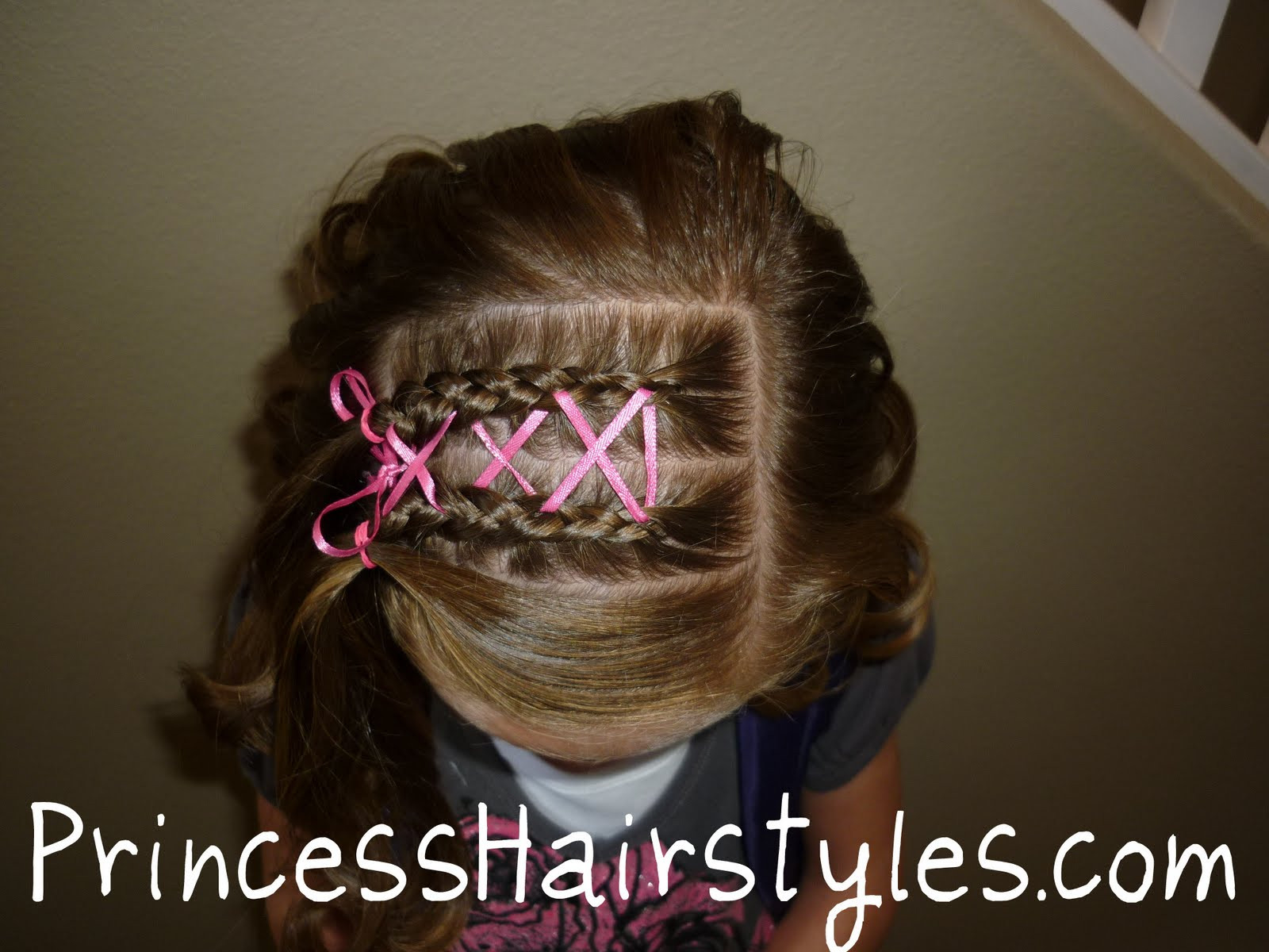 Best ideas about Picture Day Hairstyles For Girls . Save or Pin Picture Day Hairstyle Hairstyles For Girls Princess Now.