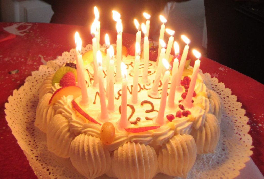 Best ideas about Picture Of A Birthday Cake . Save or Pin Birthday Cake With Candles lot of birthday candles images Now.