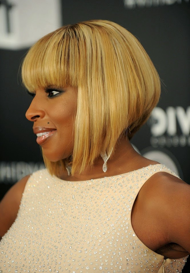 Best ideas about Pictures Of Bob Haircuts For Black Hair . Save or Pin Top 22 Black African American Bob Hairstyles Now.