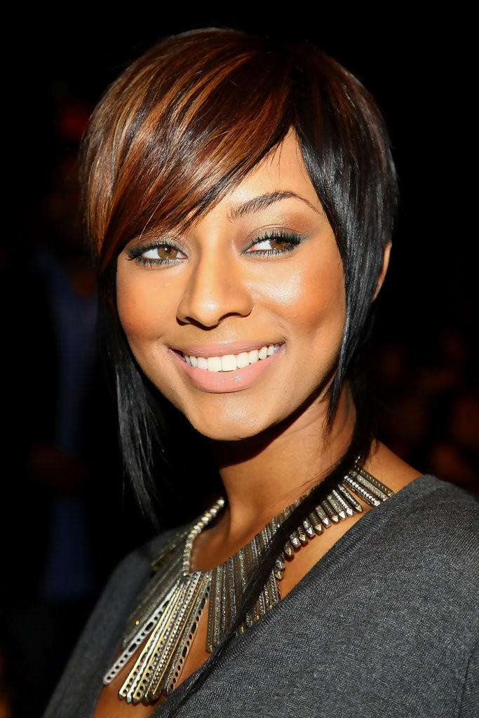 Best ideas about Pictures Of Bob Haircuts For Black Hair . Save or Pin Keri Hilson Inverted Bob Keri Hilson Hair Looks Now.
