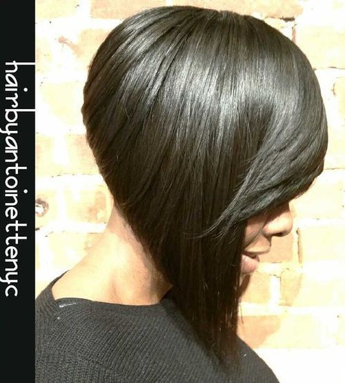 Best ideas about Pictures Of Bob Haircuts For Black Hair . Save or Pin 60 Showiest Bob Haircuts for Black Women Now.
