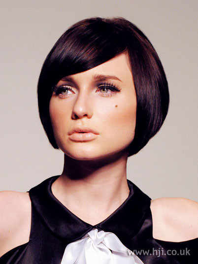 Best ideas about Pictures Of Bob Haircuts For Black Hair . Save or Pin Bluendi Black Bob Hairstyle s Now.