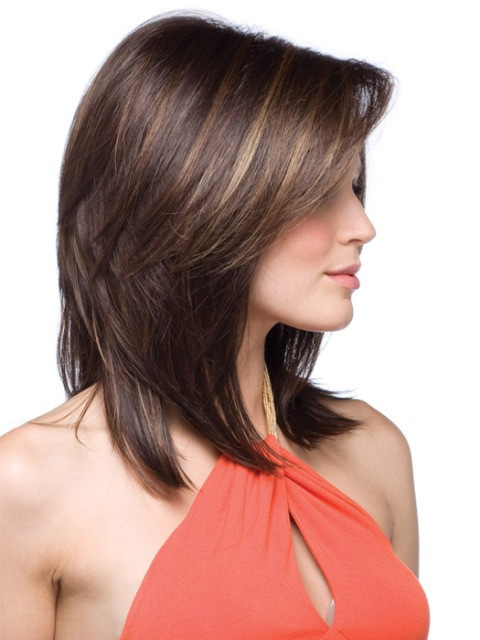 Best ideas about Pictures Of Medium.Length Hairstyles . Save or Pin Medium Length Hairstyles – With and Tips on How Now.