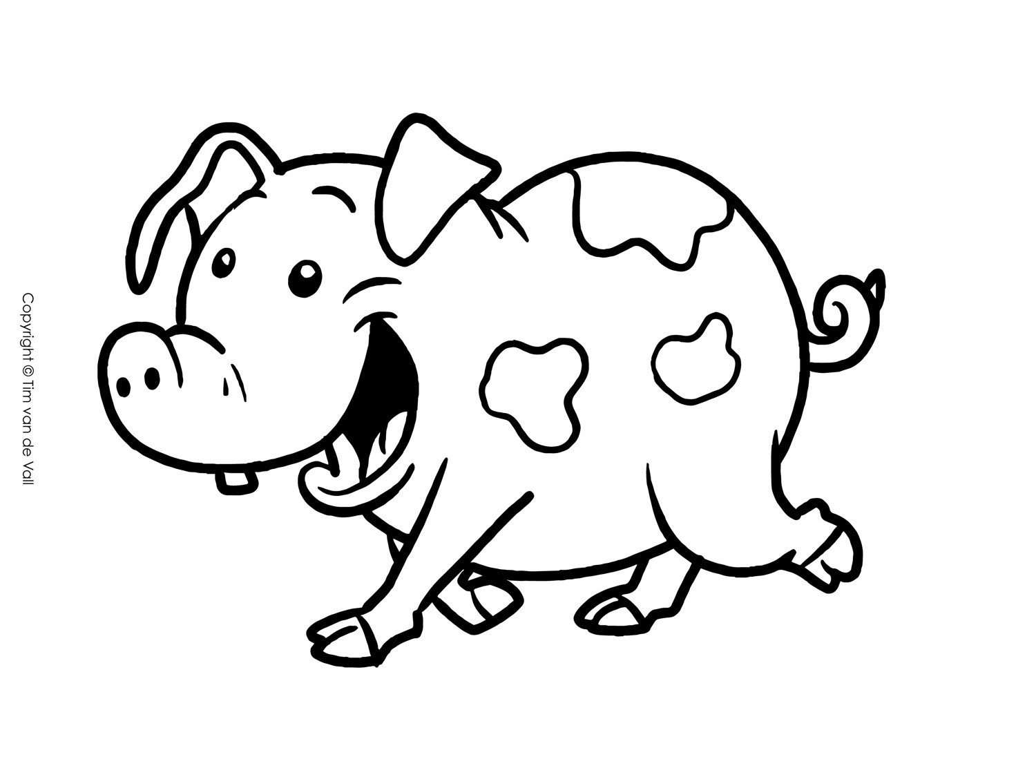 Best ideas about Pig Coloring Pages . Save or Pin Three Little Pigs Coloring Pages – The Three Little Pigs Story Now.