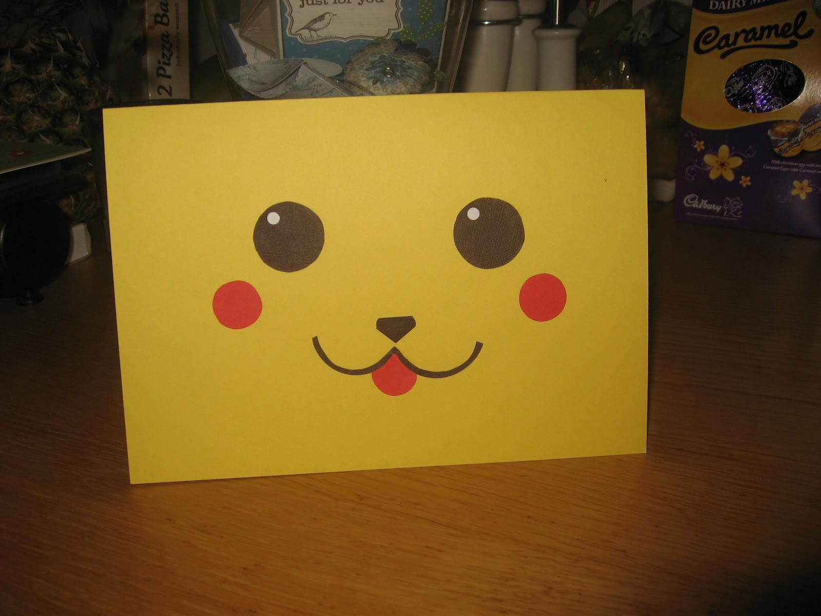 Best ideas about Pikachu Birthday Card . Save or Pin StampinBerry Happy Birthday to Hulk and the Fairy Now.