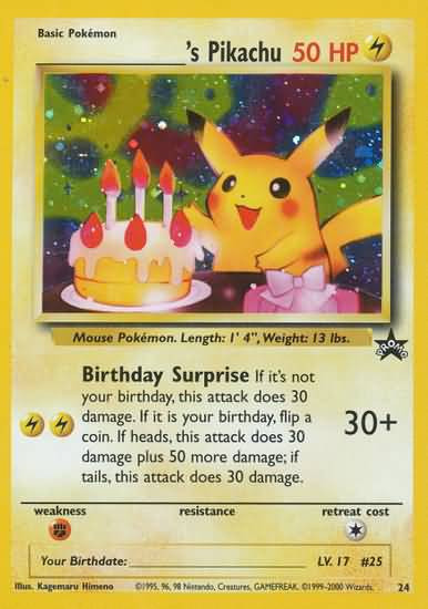 Best ideas about Pikachu Birthday Card . Save or Pin Entertaining Pokemon Cards Now.