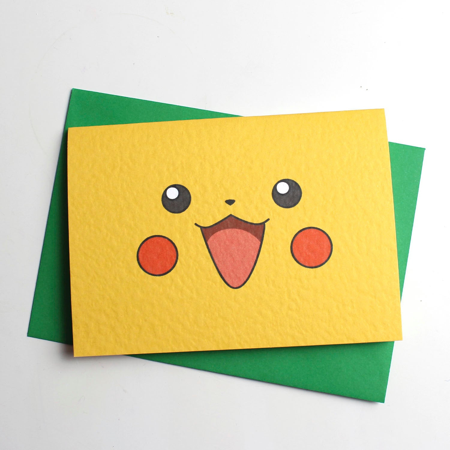 Best ideas about Pikachu Birthday Card . Save or Pin Pikachu Funny Birthday Card Greeting Card MC40 by Memeskins Now.