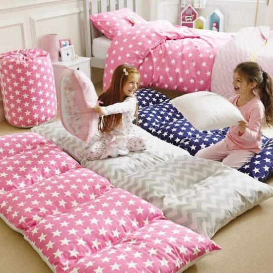 Best ideas about Pillow Bed DIY . Save or Pin Pillow Mattress Beds Are Easy And Very Handy Now.