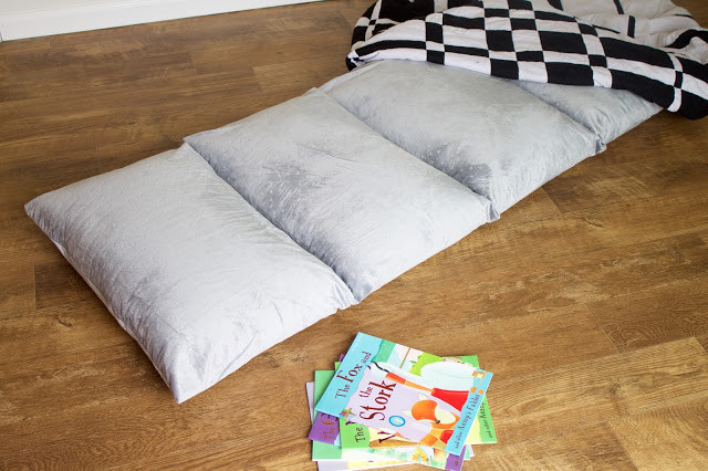 Best ideas about Pillow Bed DIY . Save or Pin DIY fy pillow bed Now.