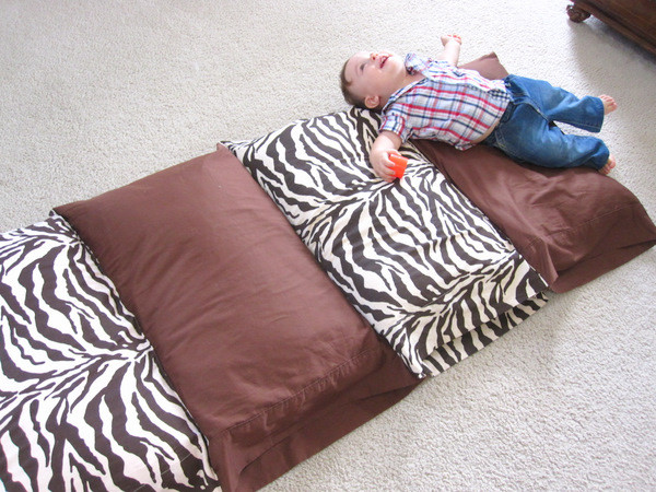 Best ideas about Pillow Bed DIY . Save or Pin Pinterest Project Pillow Bed Now.