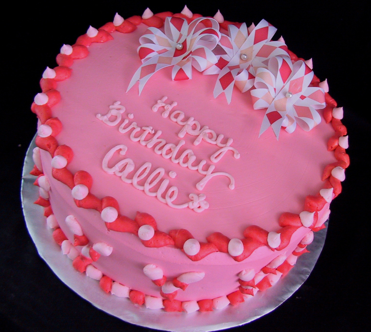 Best ideas about Pink Birthday Cake . Save or Pin Kentucky The Twisted Sifter Now.