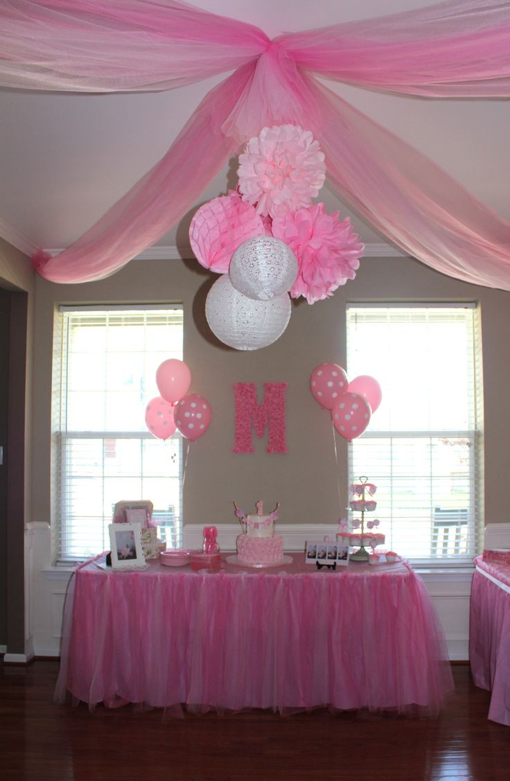 Best ideas about Pink Birthday Party Decorations . Save or Pin 17 Best ideas about Tissue Paper Lanterns on Pinterest Now.