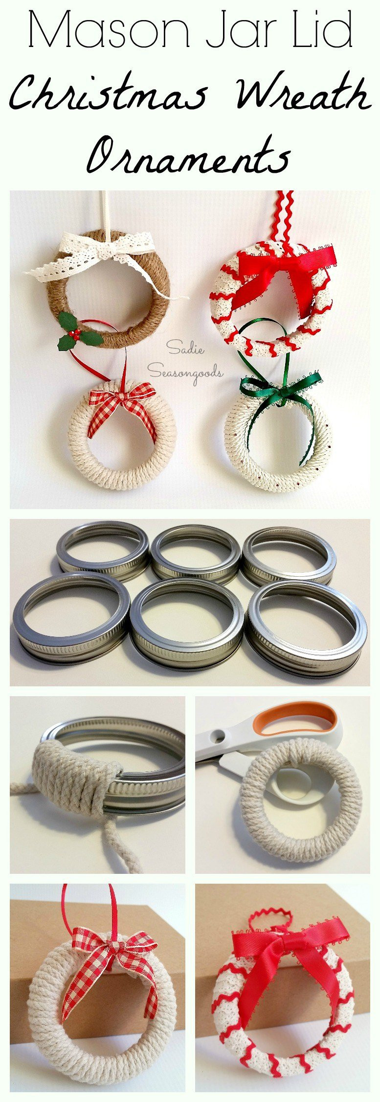 Best ideas about Pinterest Christmas DIY . Save or Pin 11 Easy Last Minute DIY Christmas Crafts Homelovr Now.