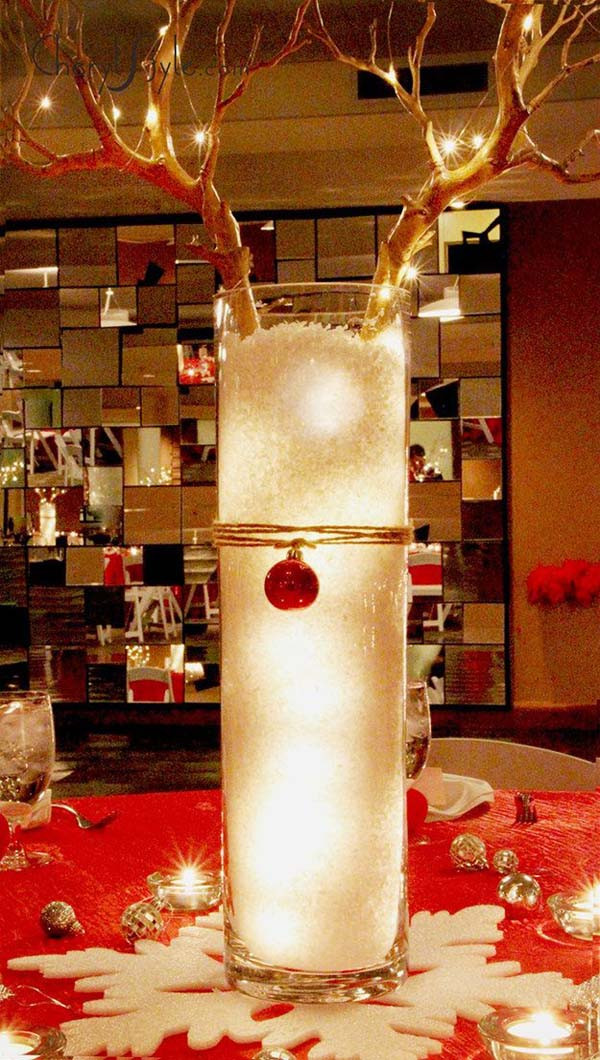 Best ideas about Pinterest Christmas DIY . Save or Pin 22 Beautiful DIY Christmas Decorations on Pinterest Now.