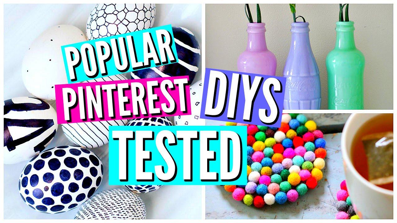 Best ideas about Pinterest DIY Room Decor . Save or Pin DIY Pinterest Room Decor TESTED Now.