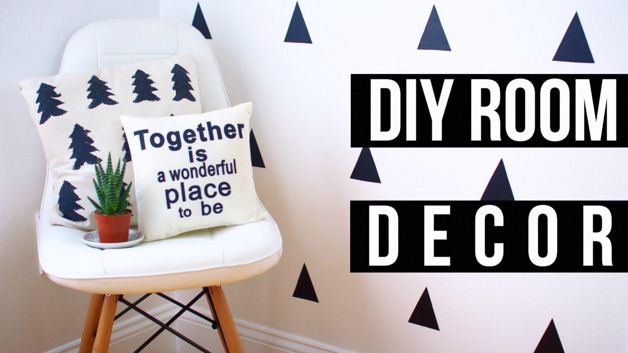 Best ideas about Pinterest DIY Room Decor . Save or Pin Easy DIY Pinterest Room Decor 2016 Now.