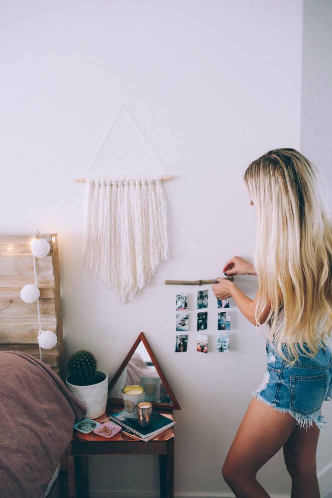 Best ideas about Pinterest DIY Room Decor . Save or Pin A Day for DIY Room Makeover College Dorm Now.