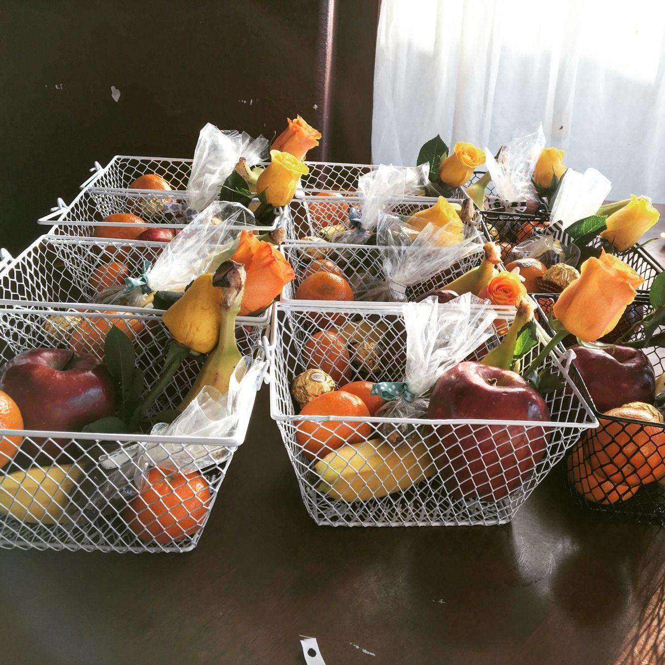 Best ideas about Pinterest Gift Basket Ideas . Save or Pin Best 25 Gift fruit basket ideas ideas on Pinterest Now.