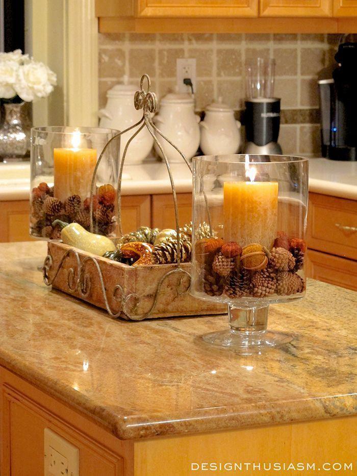 Best ideas about Pinterest Kitchen Decorating . Save or Pin Best 25 Fall kitchen decor ideas on Pinterest Now.